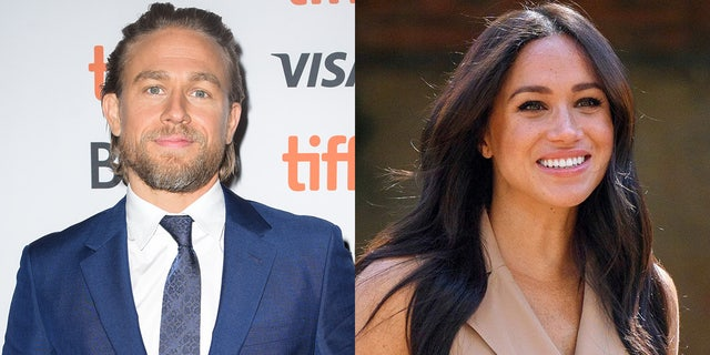 Westlake Legal Group charlie-hunnam-meghan-markle-getty Charlie Hunnam would 'star opposite' Meghan Markle if the roles were 'good' for the both of them Mariah Haas fox-news/world/personalities/british-royals fox-news/entertainment/movies fox-news/entertainment/celebrity-news/meghan-markle fox-news/entertainment/celebrity-news fox-news/entertainment fox news fnc/entertainment fnc article 4a024ceb-1f8e-5952-b8f1-85ed2764e948
