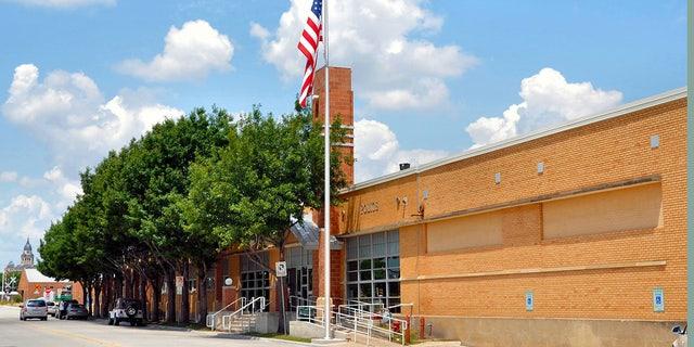 Denton Police Department in Texas