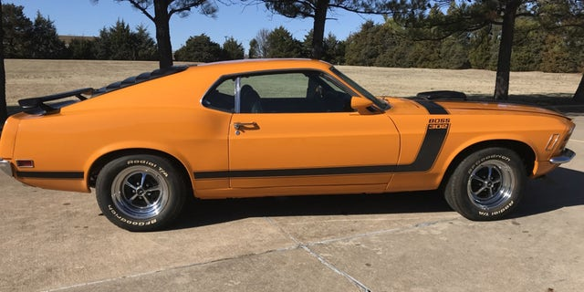 Westlake Legal Group cm2 Oklahoma district attorney auctioning counterfeiter's classic Ford Mustangs Gary Gastelu fox-news/us/us-regions/southwest/oklahoma fox-news/us/crime fox-news/auto/make/ford fox-news/auto/attributes/collector-cars fox news fnc/auto fnc article 6cc26507-a069-53dc-a60f-6a9916ddf066