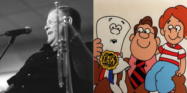 "Jack Sheldon, an accomplished jazz trumpet player, was also a talented actor, comedian and singer who recorded several songs for the ""Schoolhouse Rock""  television series, including ""I'm Just a Bill."""