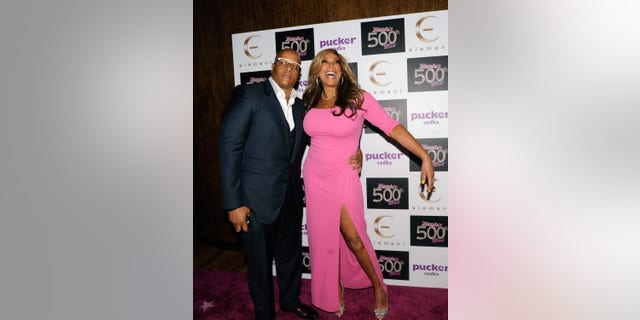 Wendy Williams and her husband Kevin Hunter in 2012. (Photo by Bobby Bank/WireImage)