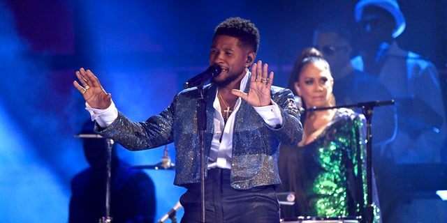 Grammys' Prince tribute by Usher receives mixed reactions from viewers