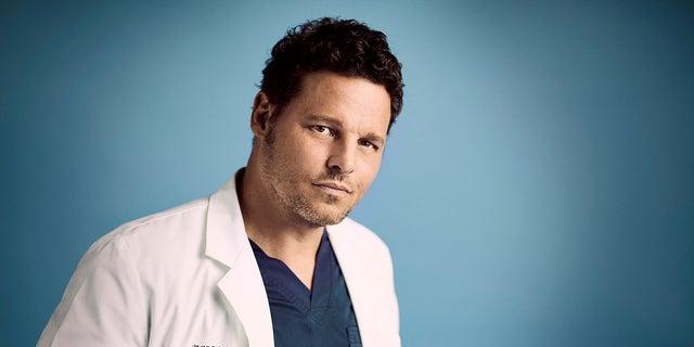 "ABC's ""Grey's Anatomy"" stars Justin Chambers as Alex Karev."