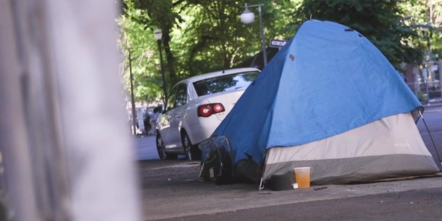 Westlake Legal Group homelessportland1 Homeless woman in Portland sleeping in front of garage run over by driver, dies at hospital, police say Travis Fedschun fox-news/us/us-regions/west/oregon fox-news/us/us-regions/west fox-news/topic/homeless-crisis fox news fnc/us fnc article 87038dde-fd0a-5381-8380-6a0e5fc4a3a6
