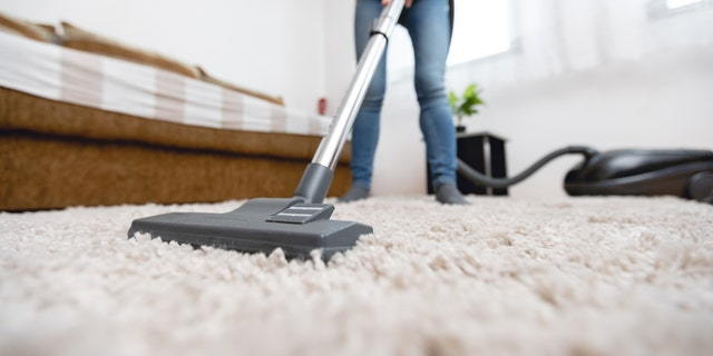 Your vacuuming technique can also reduce household dust.