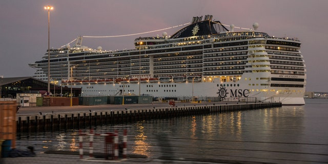 The Switzerland-based MSC Cruises called off the Jan. 28 departure of the MSC Splendida ship, pictured.