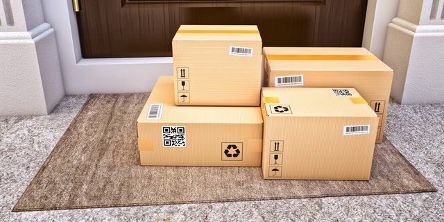 Experts say to not be worried about the virus living on packages from China.