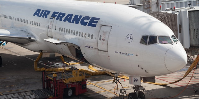 Westlake Legal Group iStock-Air-France Child stowaway found dead on Air France plane that landed in Paris from Ivory Coast Greg Norman fox-news/world/world-regions/france fox-news/world/world-regions/africa fox news fnc/world fnc article 5f6b4643-1dea-5a45-a021-f86cf27a291b