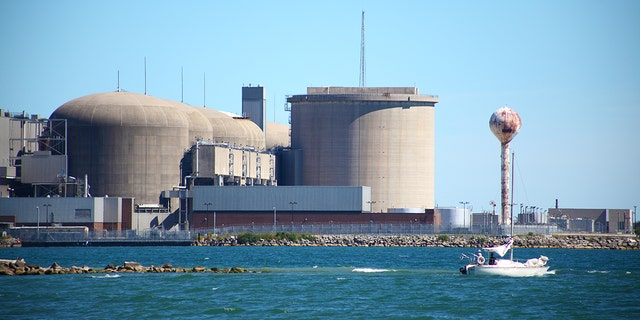 The Pickering Nuclear Generating Station is located about 26 miles northeast of downtown Toronto.
