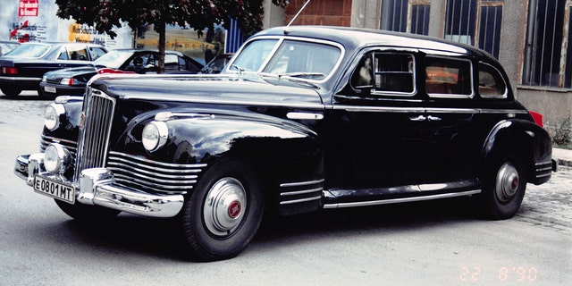Westlake Legal Group limo1 Josef Stalin's $2.8 million armored limo stolen in Moscow heist Gary Gastelu fox-news/world/world-regions/russia fox-news/auto/attributes/collector-cars fox news fnc/auto fnc article 21a68789-2bdc-599f-9fd2-7e4b786d49f1