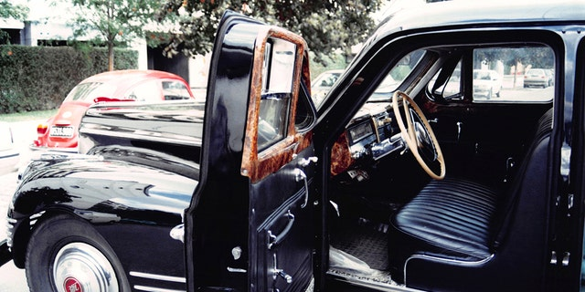 Westlake Legal Group limo2 Josef Stalin's $2.8 million armored limo stolen in Moscow heist Gary Gastelu fox-news/world/world-regions/russia fox-news/auto/attributes/collector-cars fox news fnc/auto fnc article 21a68789-2bdc-599f-9fd2-7e4b786d49f1