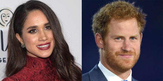 Meghan Markle and Prince Harry met through a mutual friend in Toronto in 2016. The American actress went on to become Britain's Duchess of Sussex.