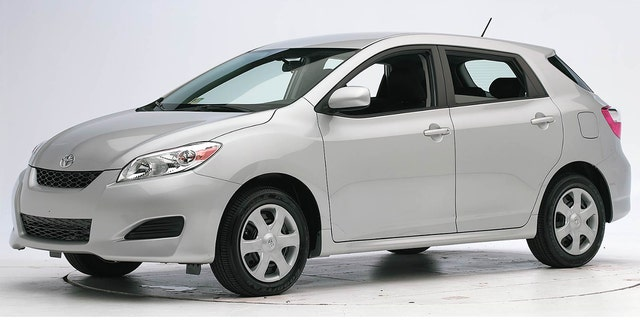 The 2011 Toyota Matrix is one of the affected models.