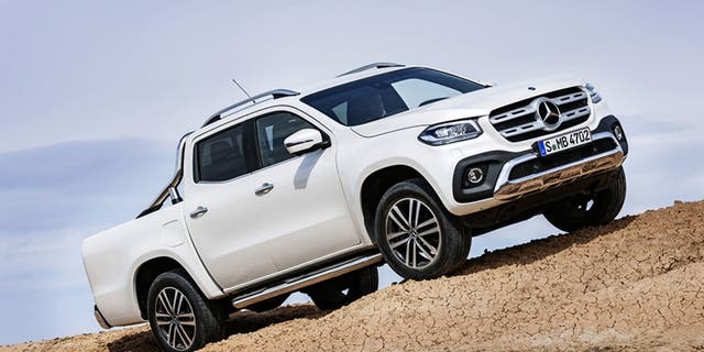 Mercedes-Benz X-Class production ends in May