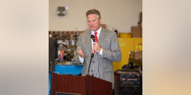 An Alaska judge ruled Friday a recall effort against Gov. Mike Dunleavy can continue.