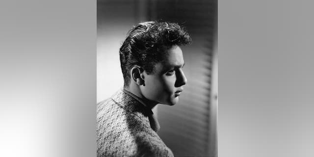 An Early shot of Sal Mineo.