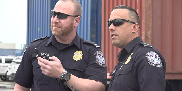 Federal agents say they are increasing their searches and seizures this year ahead of Super Bowl 54. They are using high-end security technology, intercepting all sorts of goods before they even reach the stadium.