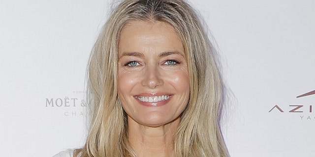 Paulina Porizkova took to Instagram on Wednesday to share a picture of herself -- sans makeup -- simply rocking a pair of bikini bottoms from two decades ago. (Photo by John Parra/Getty Images for Sports Illustrated)