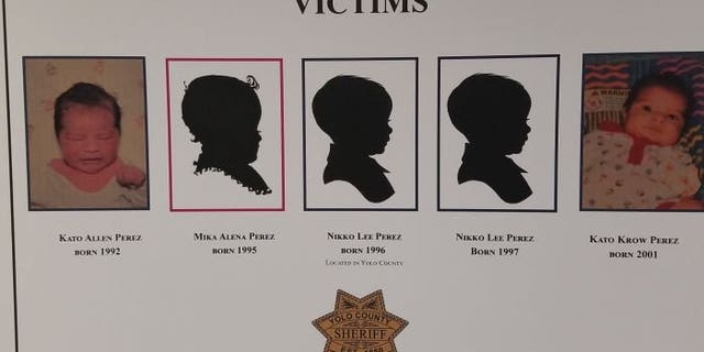 Authorities believe Paul Perez murdered his five infants, though only the remains of two have been accounted for.