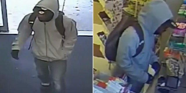 The Philadelphia Police Department released surveillance footage taken on Jan. 3 at around 11:57 a.m. inside a Rite Aid on Ogontz Avenue that showed an unidentified male wanted for robbery.