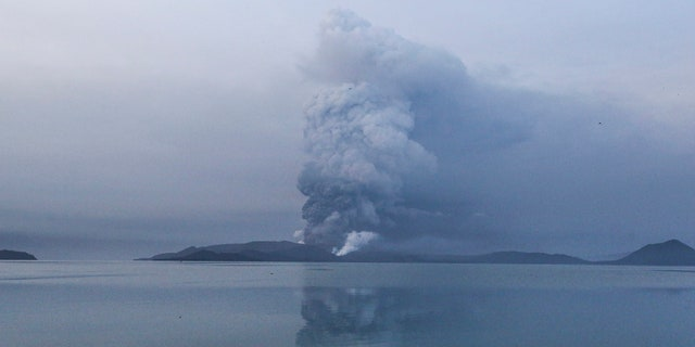 Westlake Legal Group philipinesvolcano_4 Philippines Taal volcano generates lightning: Here's what causes those stunning displays Travis Fedschun fox-news/world/world-regions/asia fox-news/world/disasters fox-news/weather fox news fnc/world fnc f60a516f-c359-5aee-8774-d45d49b724fb article