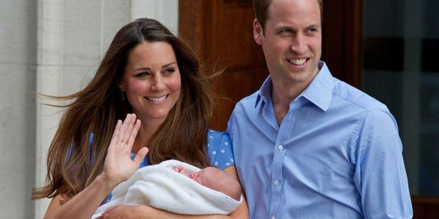 Westlake Legal Group photo_1376598125210-1-HD Kate Middleton recalls 'terrifying' moment she showed Prince George to the world for the first time Tyler McCarthy fox-news/world/personalities/will fox-news/world/personalities/kate fox-news/world/personalities/british-royals fox-news/entertainment/celebrity-news fox-news/entertainment fox news fnc/entertainment fnc article 69bf7a9b-e923-5f47-8e7d-b01c471c6cee