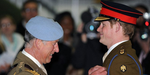 prince harry s biggest moments from his military service to megxit fox news prince harry s biggest moments from