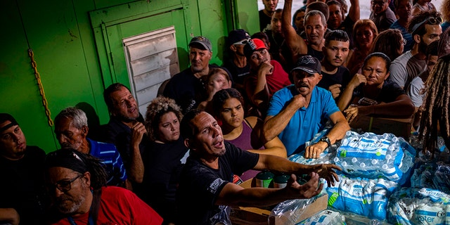Westlake Legal Group puerto-rico-3-Getty Puerto Rico fires two more officials after Hurricane Maria aid found unused amid current earthquake aftermath fox-news/us/us-regions/us-puerto-rico fox-news/us/disasters/hurricanes-typhoons fox-news/us/disasters/earthquakes fox news fnc/us fnc e6e2007f-307e-5ffc-9a85-fe7ab9ecfba2 Danielle Wallace article