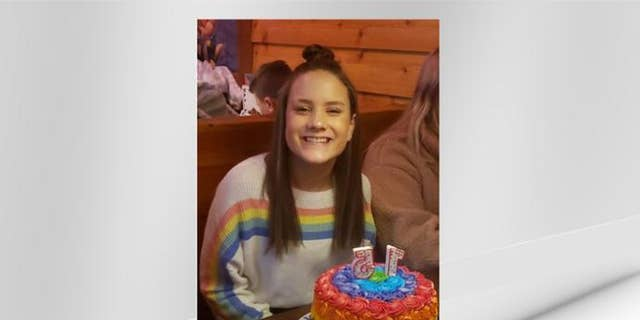 Kentucky girl poses with rainbow birthday cake, gets expelled from Christian school