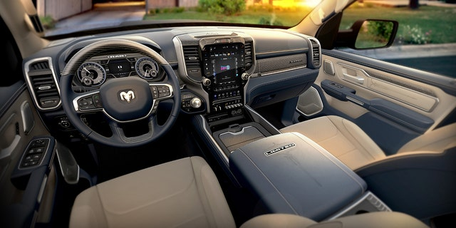 Westlake Legal Group ram-1500-interior Test drive: The 2020 Ram 1500 EcoDiesel is ready for the long haul Gary Gastelu fox-news/auto/style/pickups fox-news/auto/make/ram fox-news/auto/attributes/diesel fox news fnc/auto fnc article 8b7d31b6-dbb2-5bb9-b93e-18f7bda64c6d