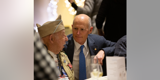 Westlake Legal Group rickscott Sen. Rick Scott: They fought for freedom – how my father and the WW2 generation continue to inspire me Rick Scott fox-news/us/military/military-families fox-news/us/military fox-news/topic/world-war-two fox-news/opinion fox news fnc/opinion fnc c6f8b7b1-d1fa-51cd-8967-0e4f3b8d9125 article