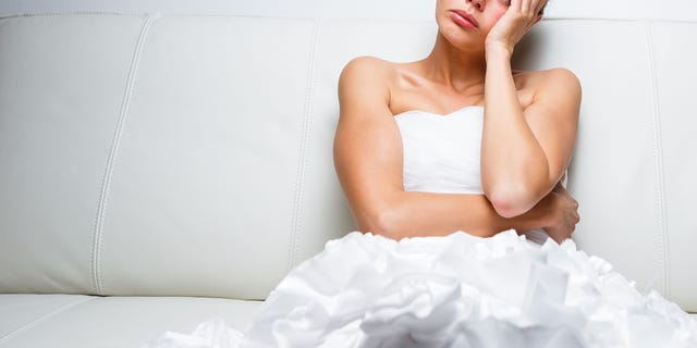 American women tend to experience peak unhappiness in their late 30s, a study says. (iStock)