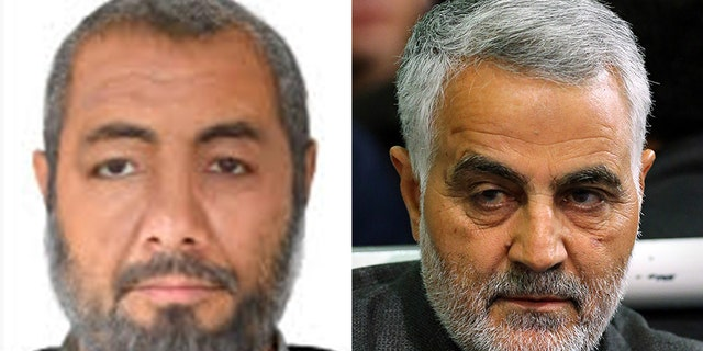 US Targeted Iranian Official Same Day as Soleimani