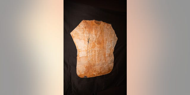 Never-before-seen artifacts are on display for the first time at the Titanic: The Artifact Exhibition in las Vegas.