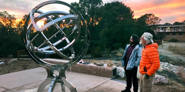Westlake Legal Group star3 Ancient stargazing device appears at New Mexico college fox-news/science/air-and-space/astronomy fnc/science fnc f4313ddc-791f-5f3c-887f-efe4069a6676 Associated Press article