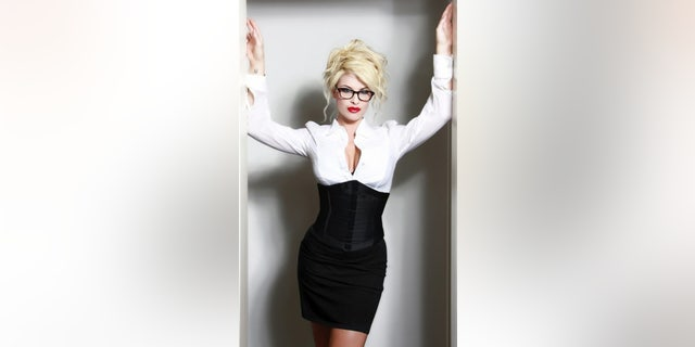 """Cherry Pie"" girl Bobbie Brown is pursuing stand-up comedy today."