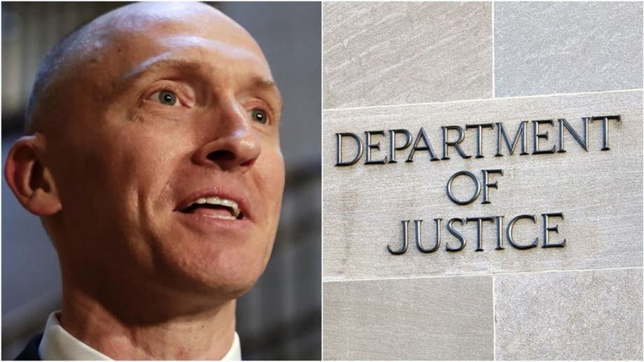 Carter Page files $75M lawsuit against DOJ, FBI, Comey claiming 'unlawful surveillance' during Russia probe