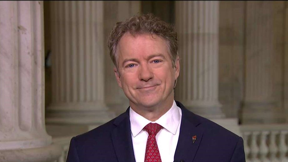 Sen. Rand Paul blasts GOP colleagues, says they should 'apologize' to Obama for past spending complaints