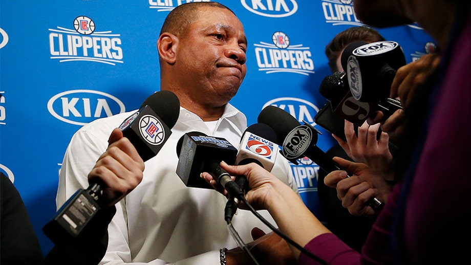 Doc Rivers out as head coach of Los Angeles Clippers