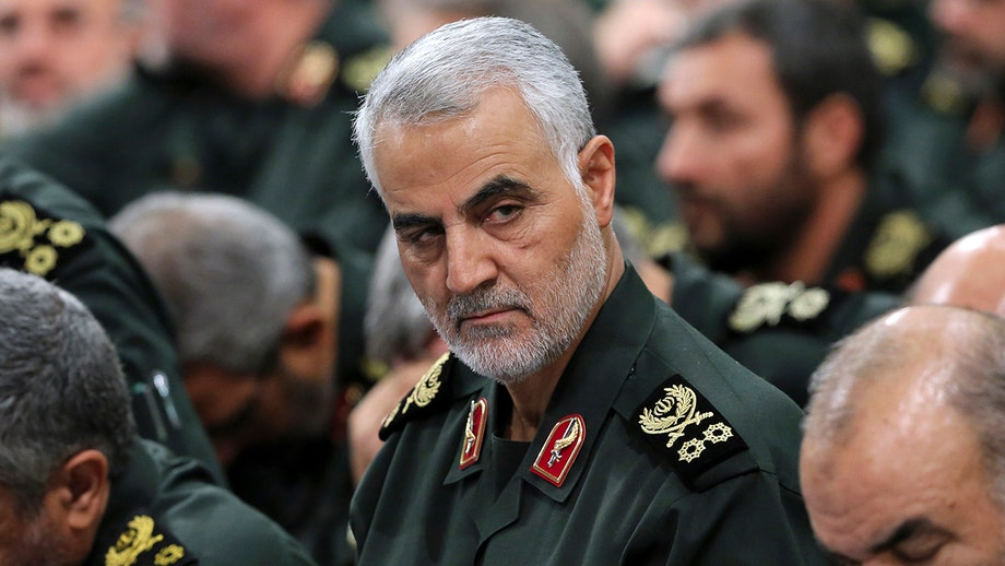 Israel shared Iranian General Soleimani's cell phones with US intelligence before drone strike: report
