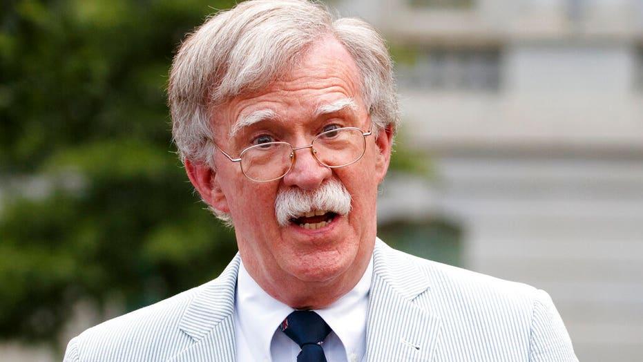 DOJ lawsuit against John Bolton over memoir can proceed, judge rules
