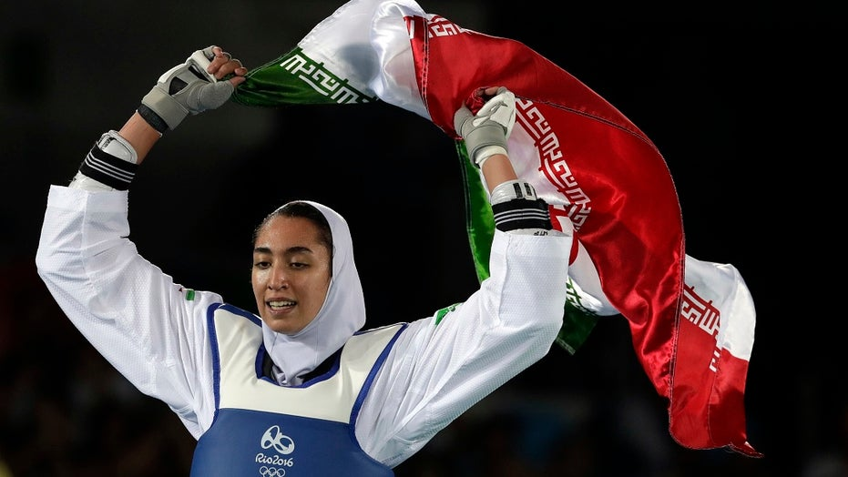 Iranian defector to face off against competitor from Iran in Olympic taekwondo match