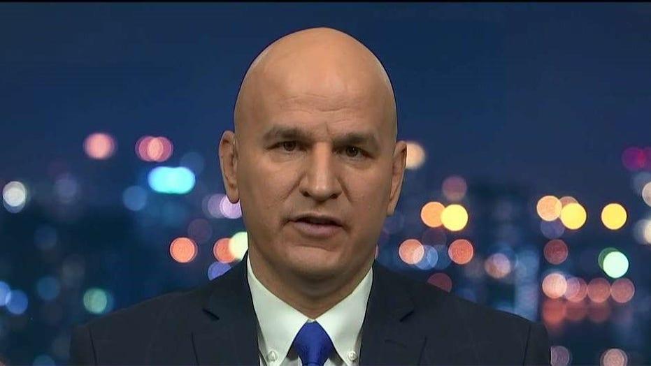 Brandon Judd responds to critics of Trump's border wall