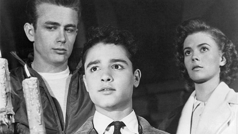 Rebel Without a Cause' star Sal Mineo was 'on a good road' before ...