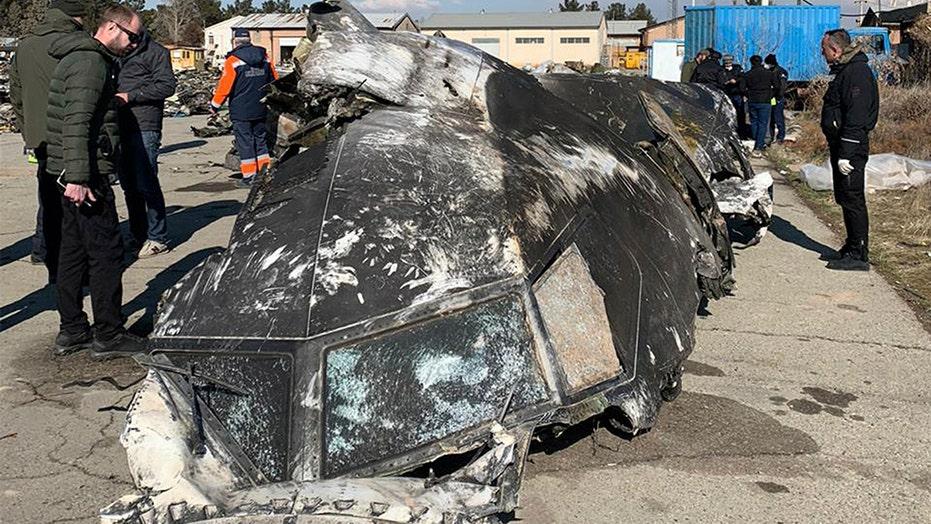 New Iran plane crash video shows 2 missiles hit Ukrainian jet