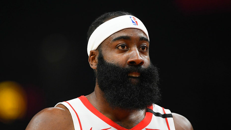 Nets GM welcomes James Harden trade rumors, points to how far team has come