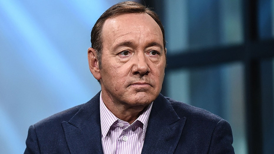 Kevin Spacey accused of groping 'House of Cards' production assistant: report