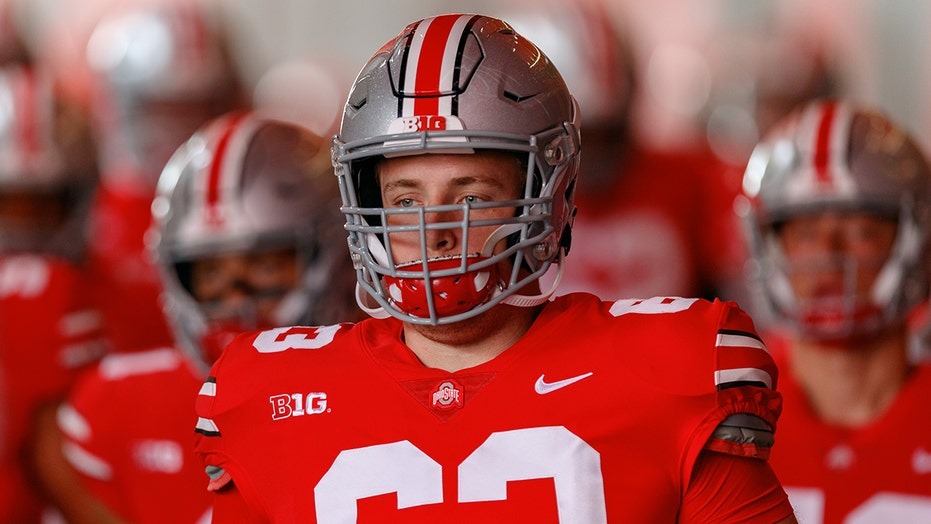 Ohio State Offensive Lineman Bids Farewell To School In Hilarious