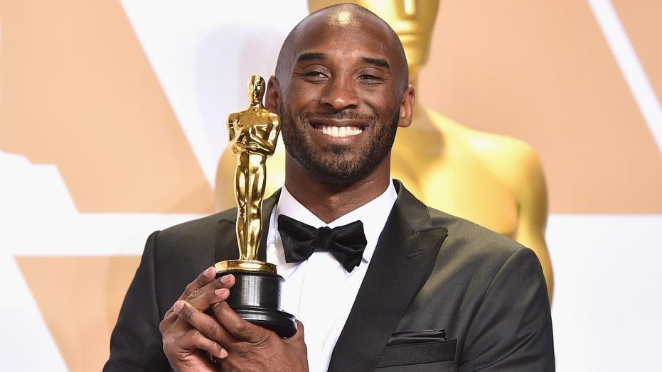 Image result for Kobe Bryant oscars