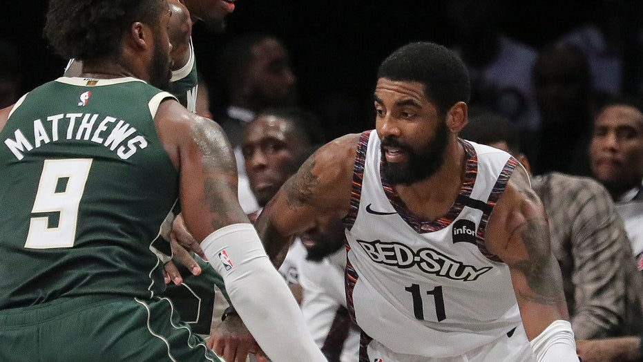 Kyrie Irving 'property' comment from longtime sportswriter sparks frenzy